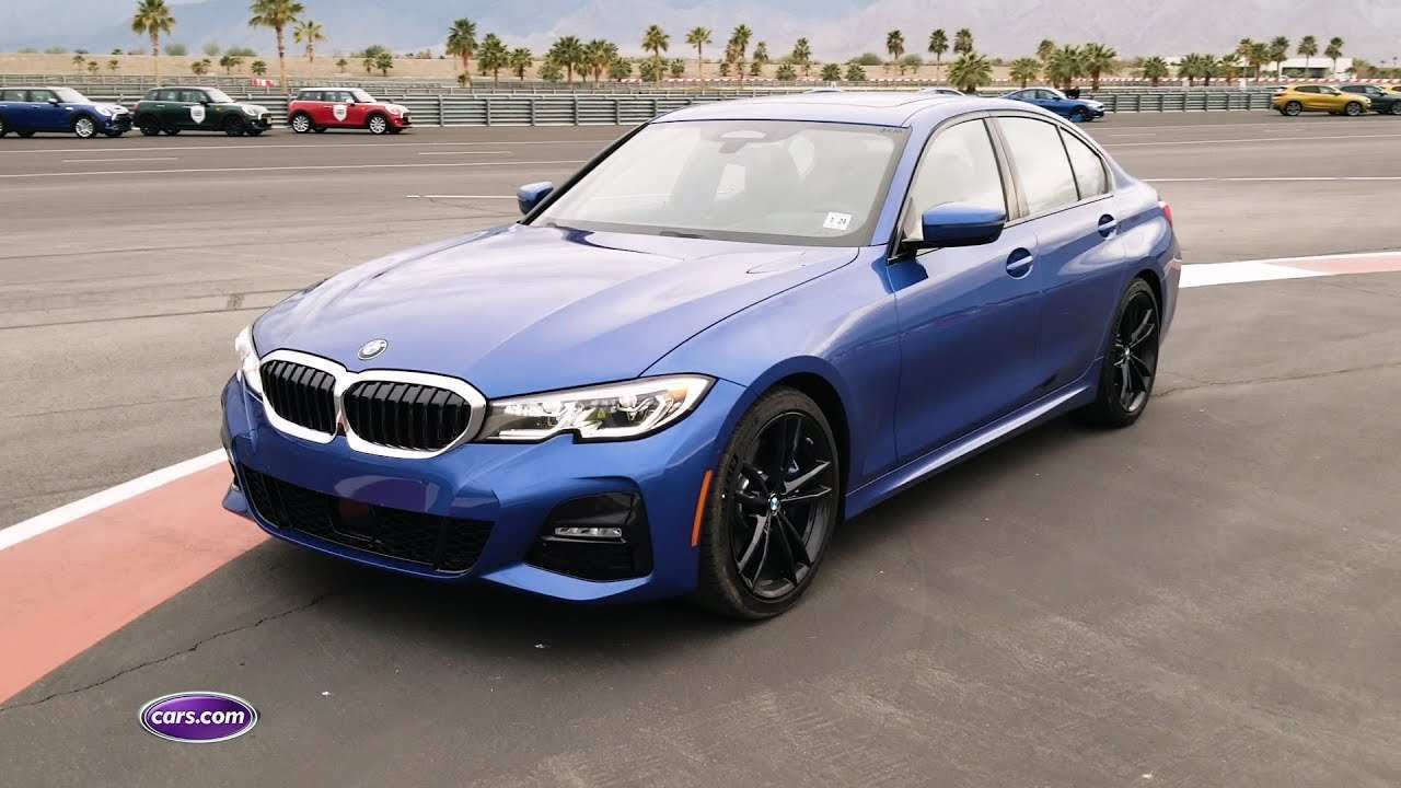 14 A 2019 Vs 2020 BMW 3 Series Model