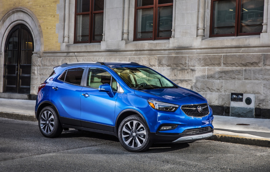 14 A 2020 Buick Encore Colors Exterior And Interior