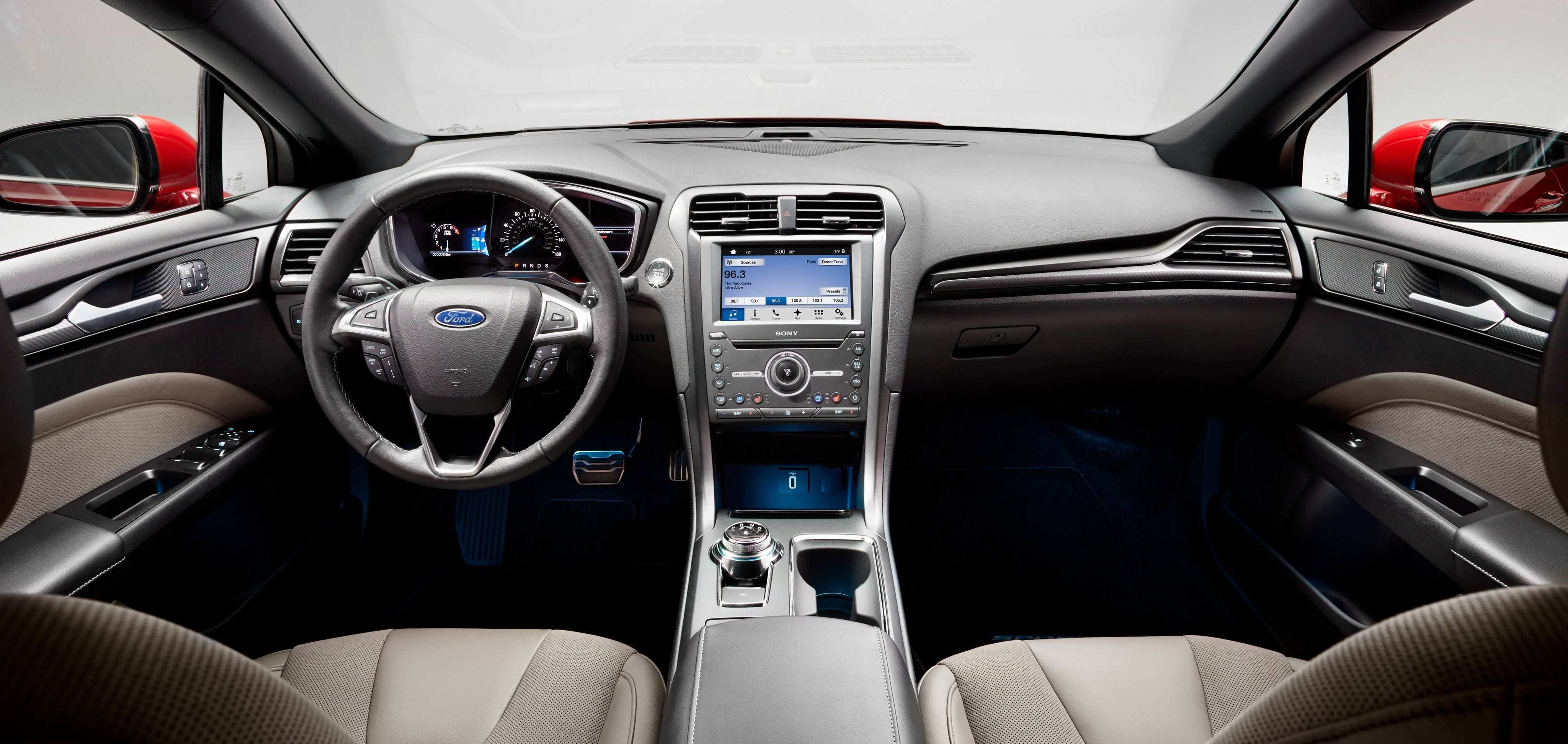 14 A 2020 Ford Fusion Redesign Configurations