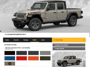 14 A 2020 Jeep Gladiator Build And Price Price