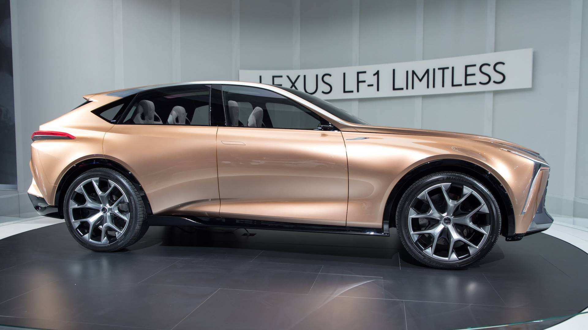 14 A 2020 Lexus Lf1 Price And Release Date