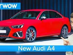 14 A Audi A4 2020 Konfigurator Price and Review