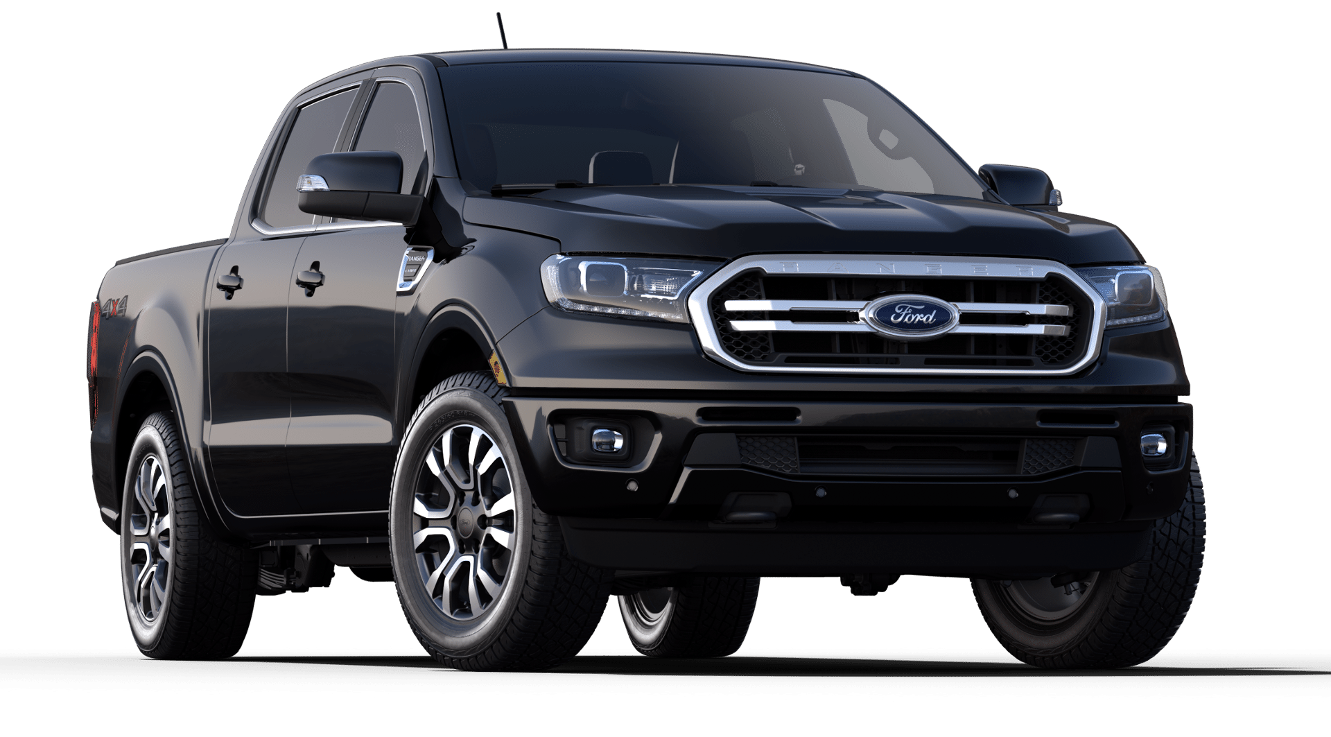 14 A F2019 Ford Ranger Images