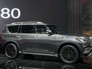 14 A Infiniti Qx80 2019 Price and Release date