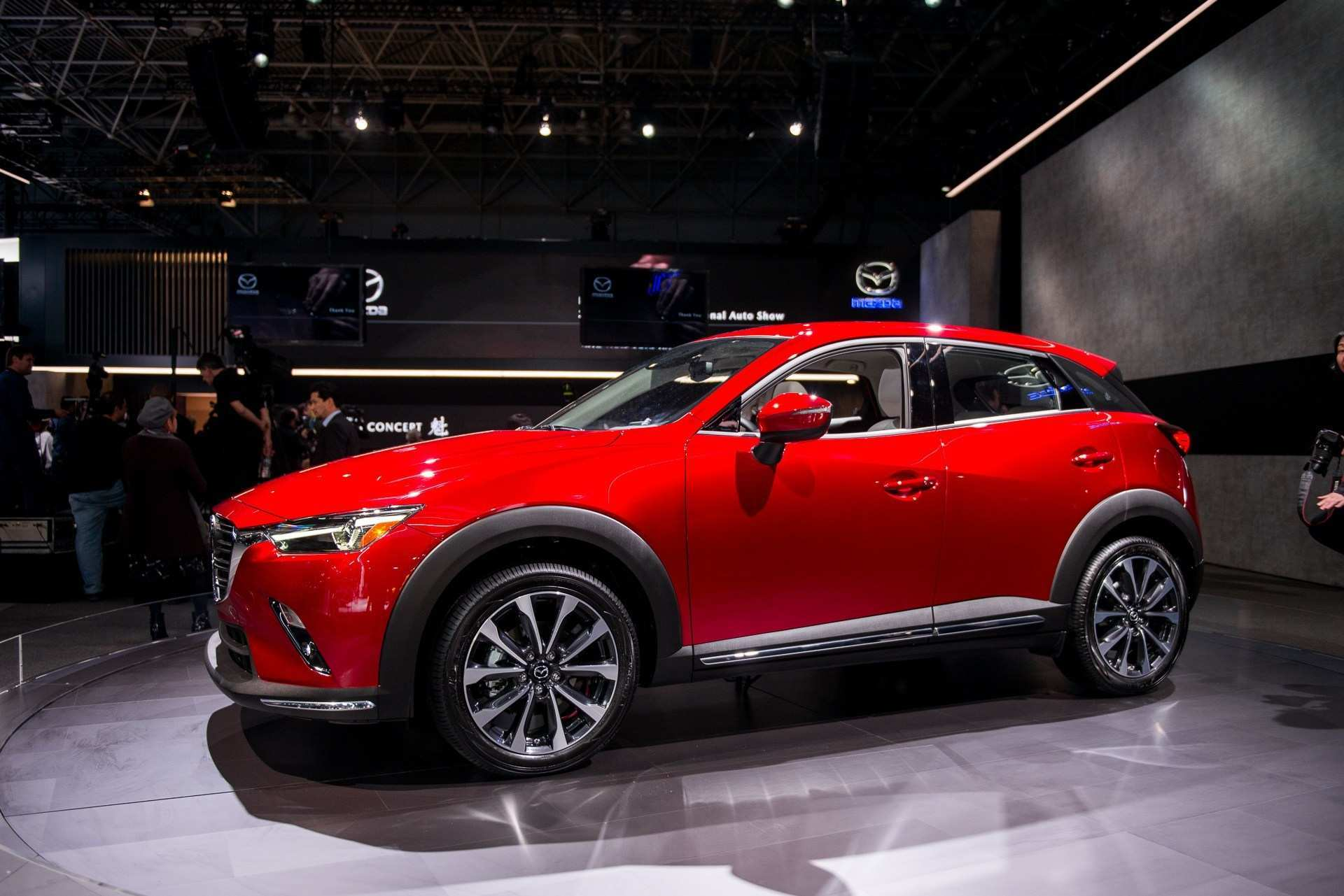 14 A Mazda Cx 3 2020 Uk Redesign And Concept