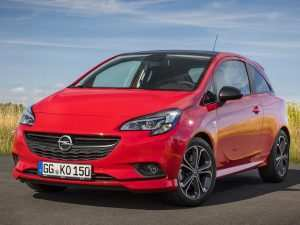 14 A Opel Will Launch Full Electric Corsa In 2020 Picture