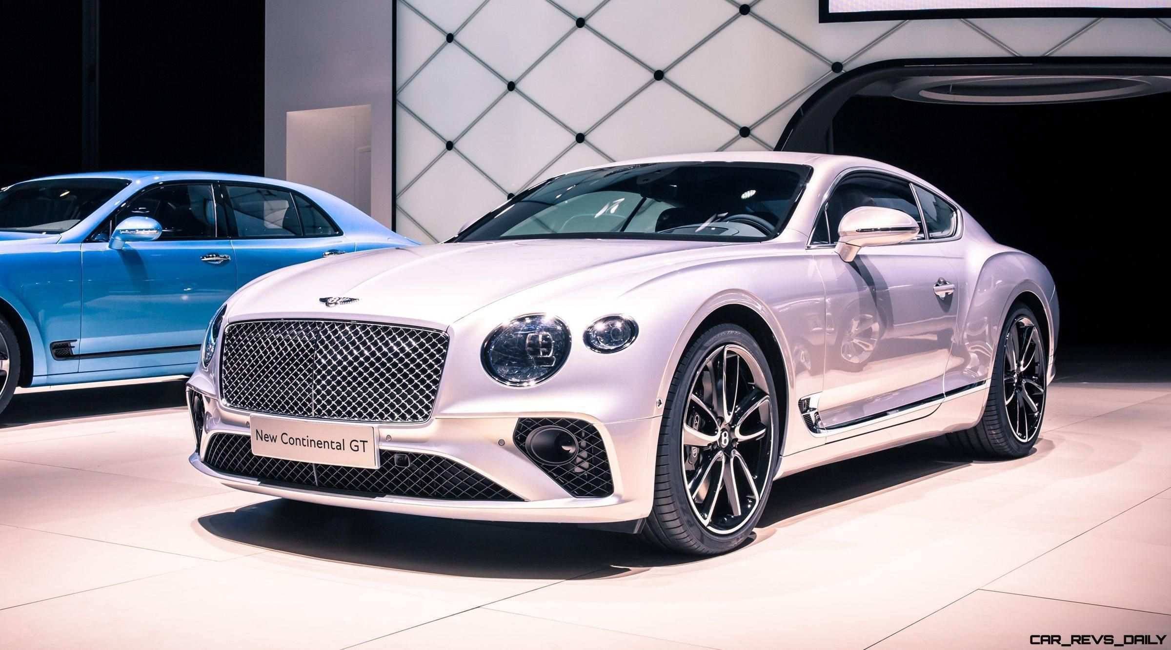 14 All New 2019 Bentley Continental Gt Release Date Specs