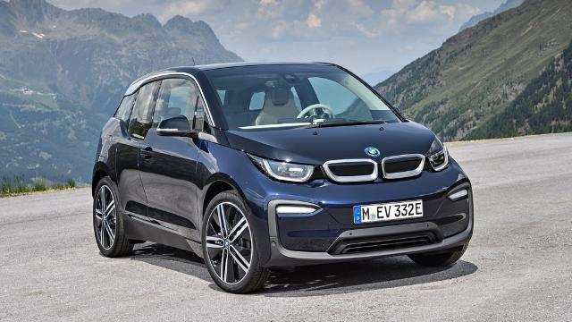 14 All New 2019 Bmw Electric Car Performance And New Engine