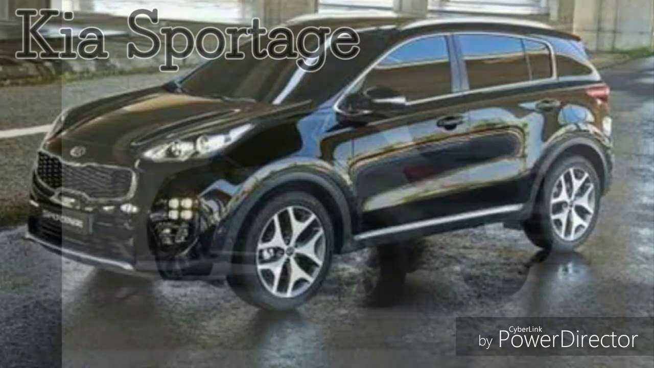 14 All New 2019 Kia Sportage Redesign Redesign and Concept
