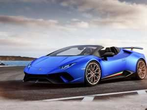 14 All New 2019 Lamborghini Performante Pictures