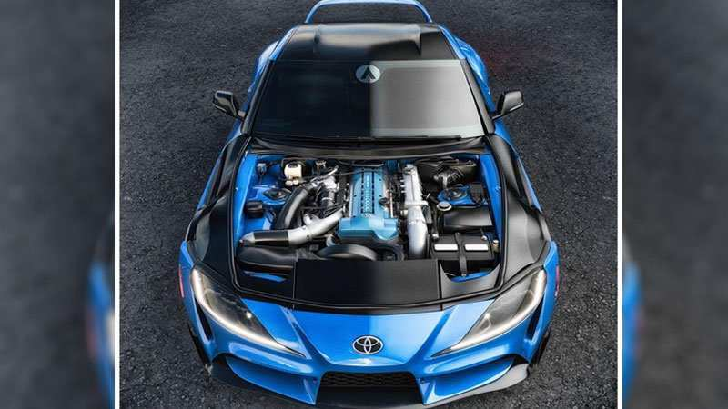 14 All New 2019 Toyota Supra Engine Price And Release Date