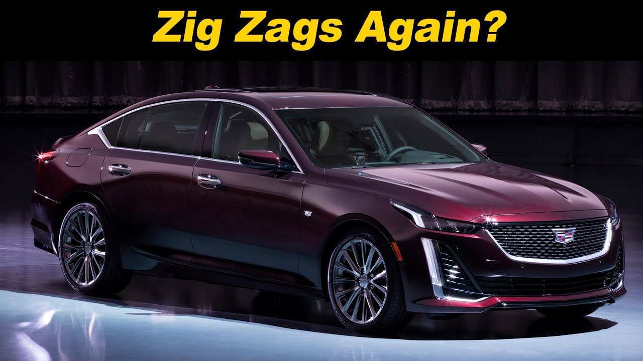 14 All New 2020 Cadillac Ct5 V New Review