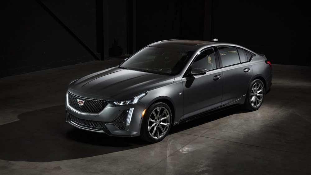 14 All New 2020 Cadillac Cts V Horsepower Picture