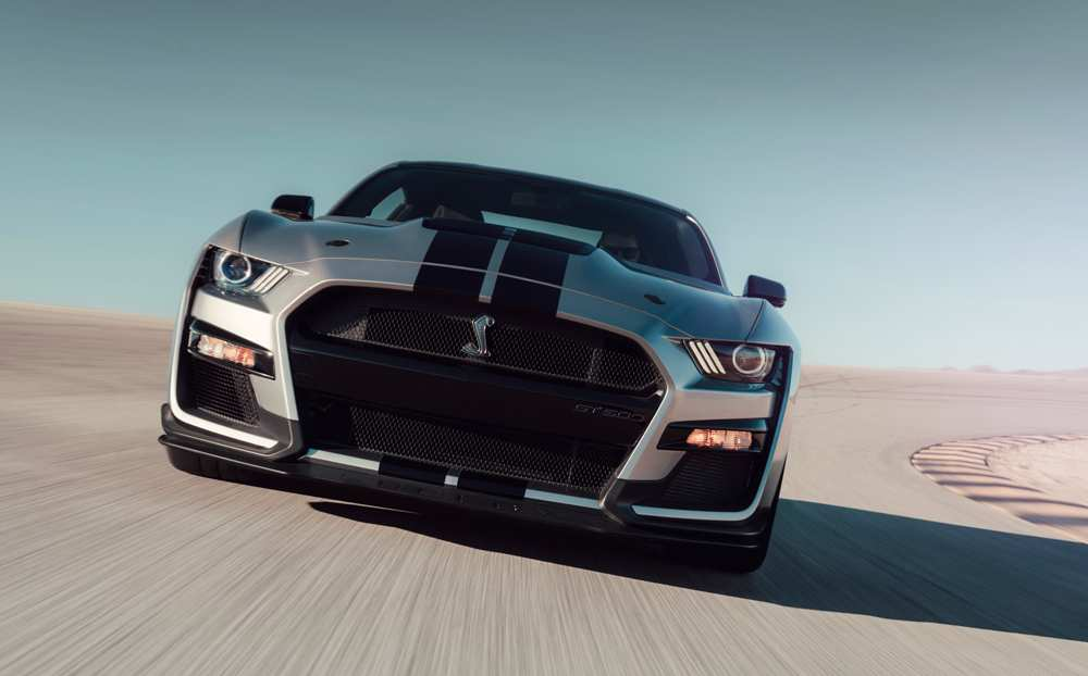 14 All New 2020 Ford Shelby Gt500 Price Performance