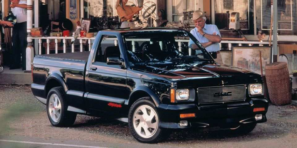 14 All New 2020 Gmc Syclone Price Design And Review