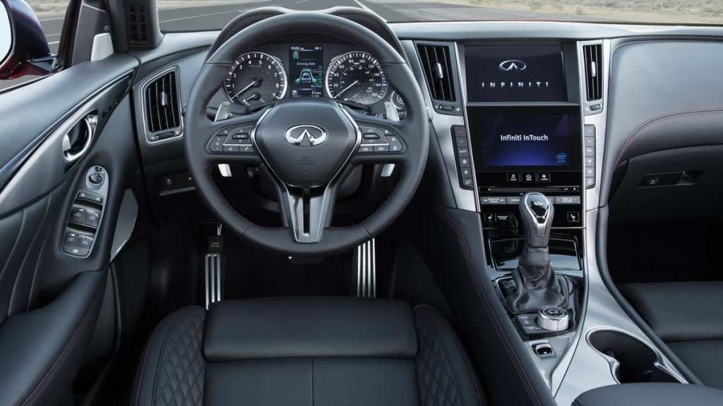14 All New 2020 Infiniti Q50 Interior Redesign And Review
