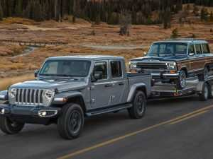 2020 Jeep Gladiator Lease