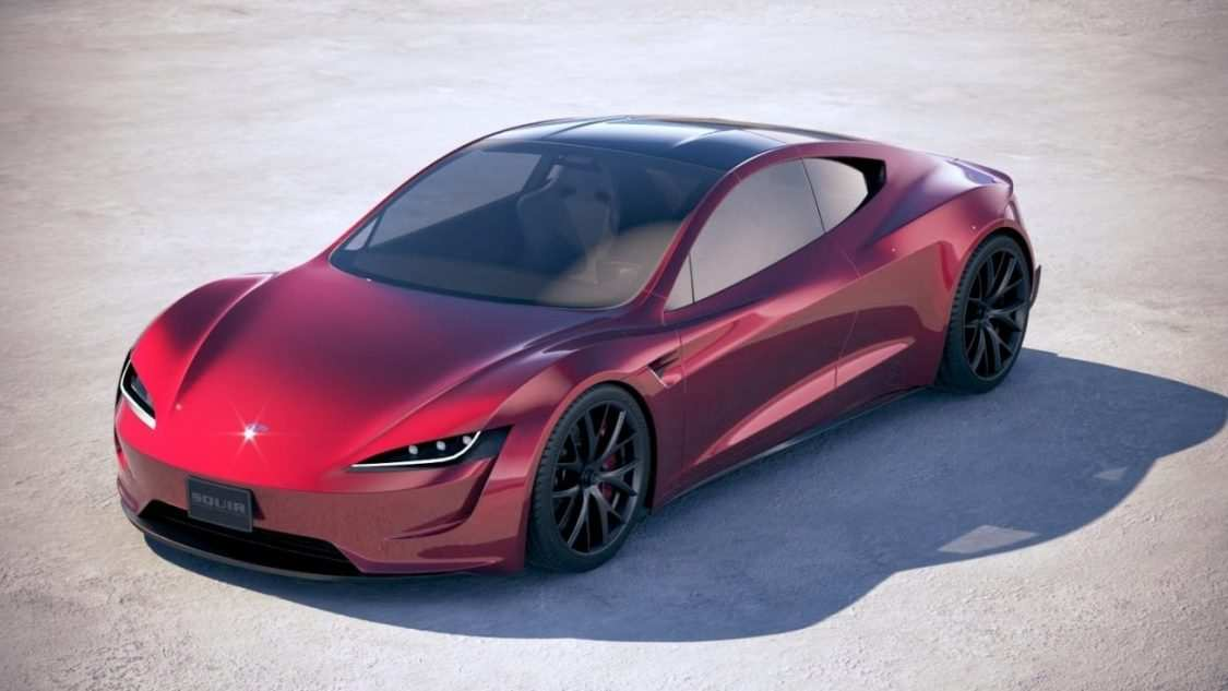 14 All New 2020 Tesla Roadster Torque Overview