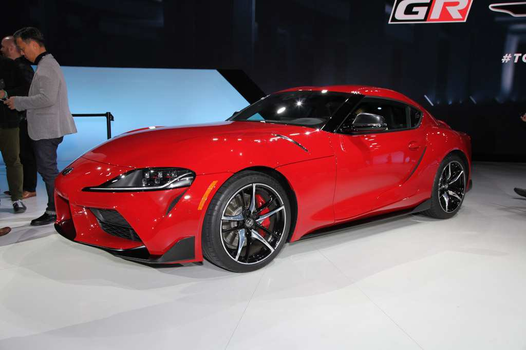 14 All New 2020 Toyota Supra Price Release Date And Concept