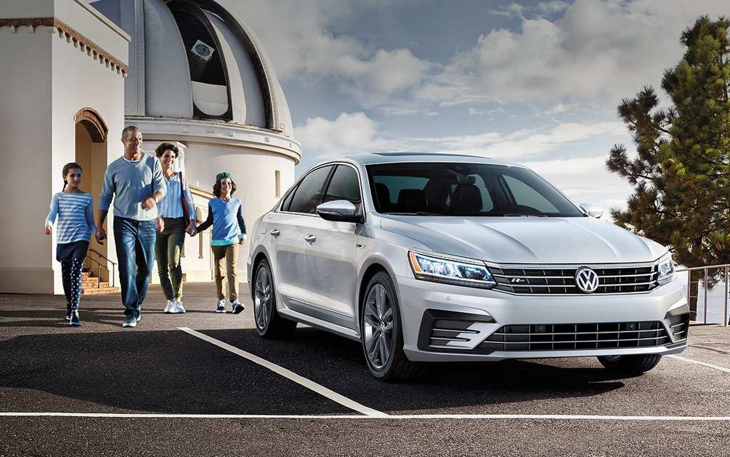 14 All New 2020 Volkswagen Passat Review Review And Release Date