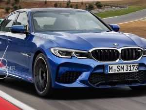14 All New BMW M3 2020 Engine