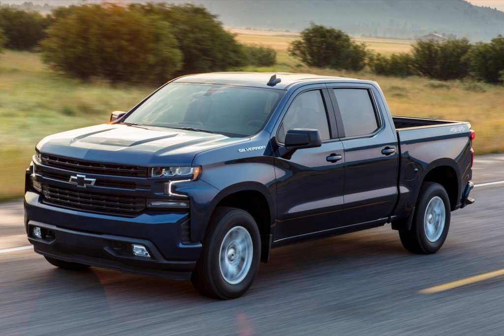 14 All New Chevrolet Truck 2020 Performance And New Engine