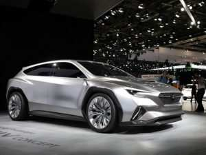 14 All New Subaru Viziv Tourer 2020 Redesign and Concept