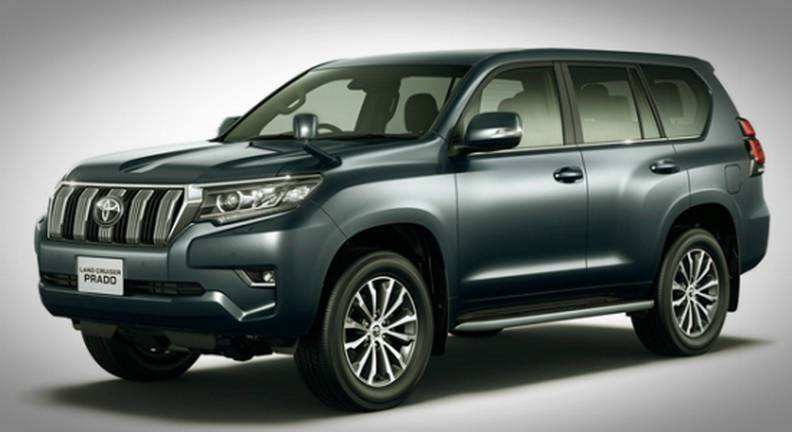 14 Best 2019 Toyota Prado Model