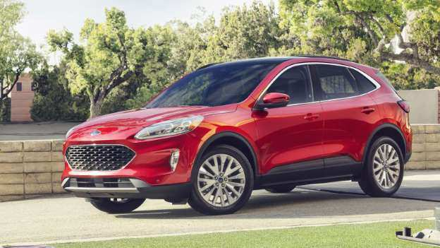 14 Best 2020 Ford Escape Jalopnik Specs And Review