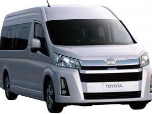 14 Best Toyota Bus 2020 Review