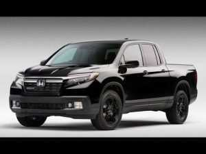 14 New 2019 Honda Truck Release Date and Concept