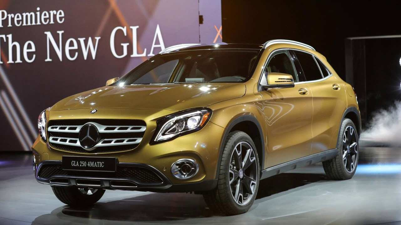 14 New 2019 Mercedes Benz Gla Images