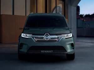 14 New 2019 Renault Kangoo New Model and Performance