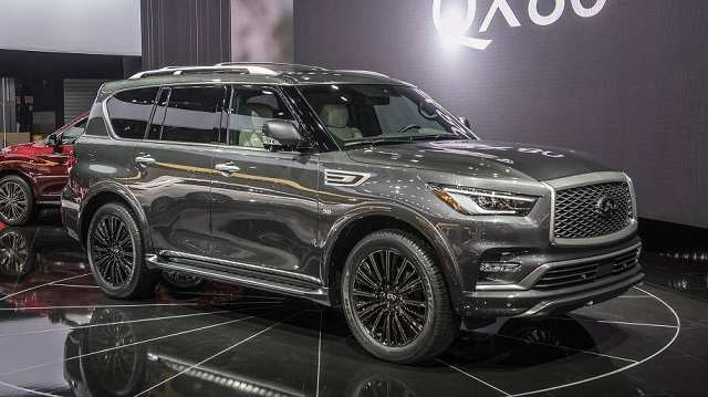 14 New 2020 Infiniti Qx80 Limited Picture