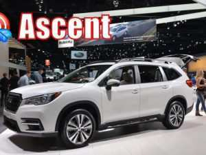 14 New 2020 Subaru Ascent Release