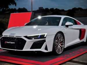 14 New Audi R8 V10 2020 Exterior and Interior