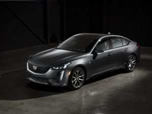14 New Cadillac Ct4 2020 Price and Release date