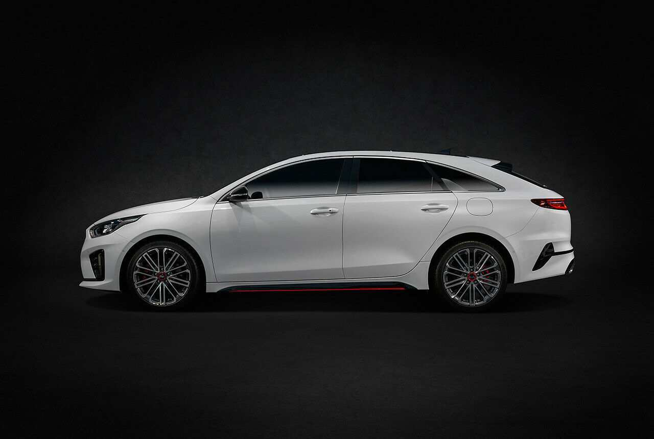 14 New Kia Proceed 2020 Pictures