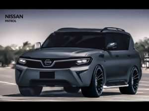 14 New Nissan Patrol Y61 2020 New Review