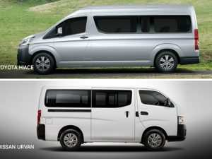 14 New Nissan Urvan 2020 New Model and Performance