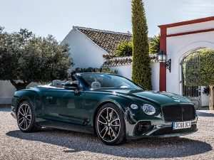 14 The 2019 Bentley Continental Gtc Redesign and Concept