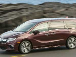 14 The 2019 Honda Odyssey Release Performance