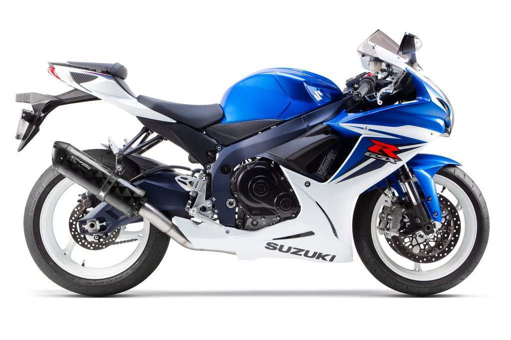 14 The 2019 Suzuki Gsx R750 Exterior and Interior