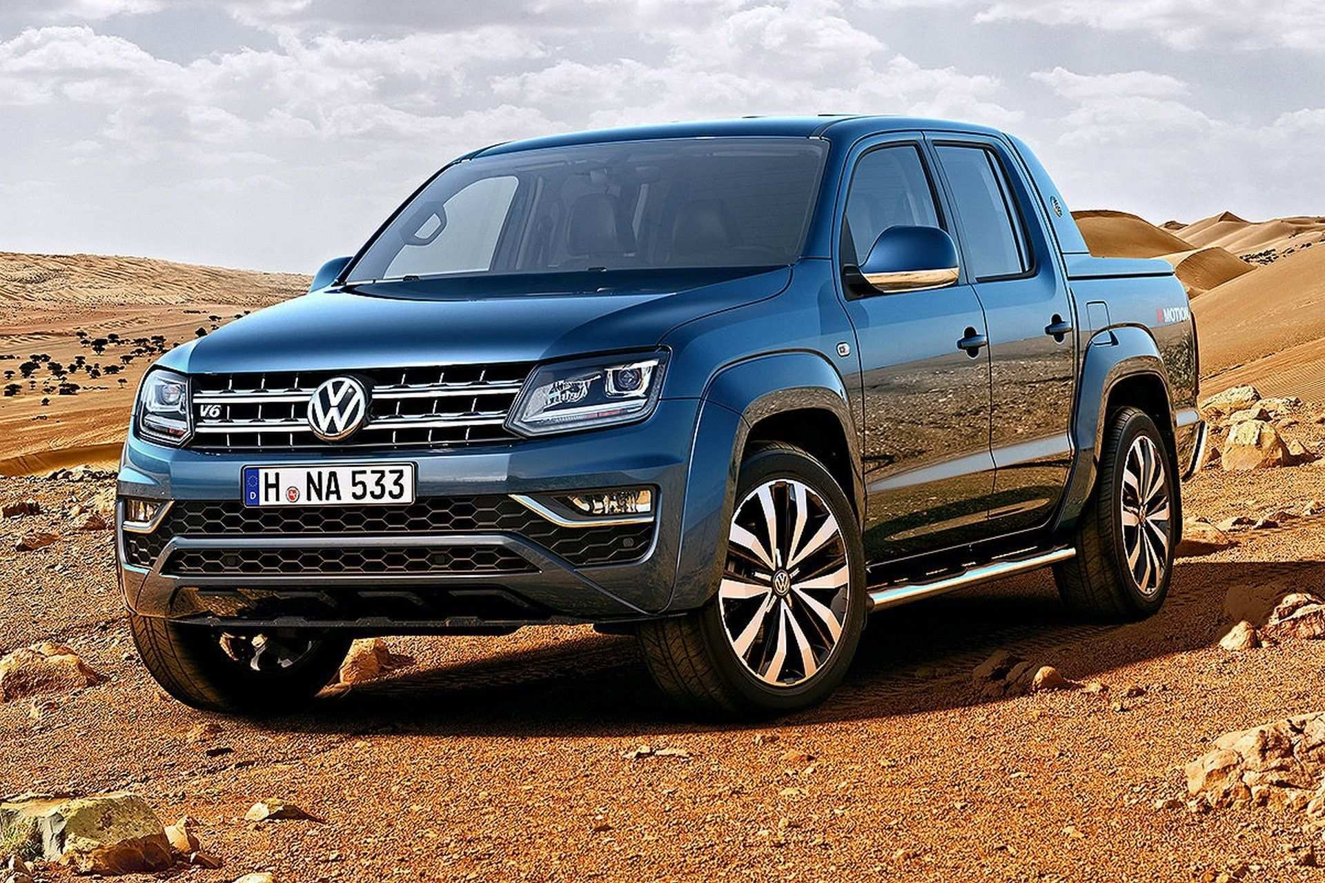 14 The 2019 Vw Amarok New Review