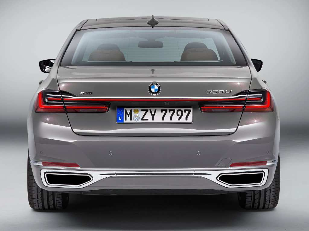 14 The 2020 Bmw 760Li Review And Release Date