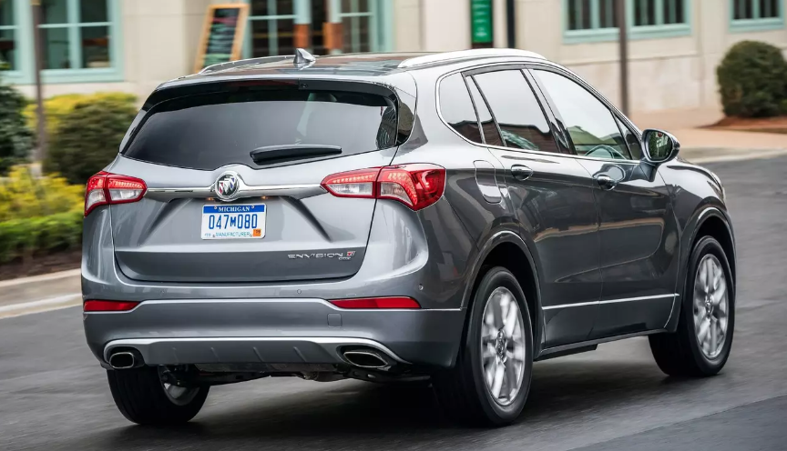 14 The 2020 Buick Envision Reviews Review