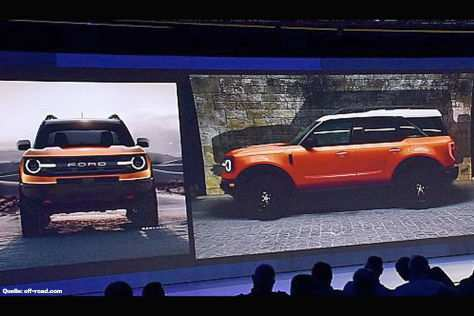 14 The 2020 Ford Bronco 4 Door Price Redesign And Review