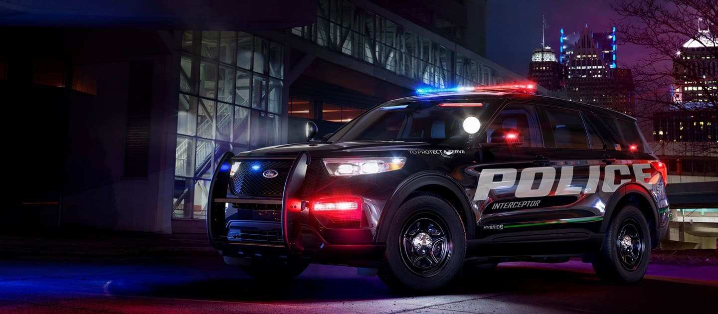 14 The 2020 Ford Police Interceptor Utility Concept And Review