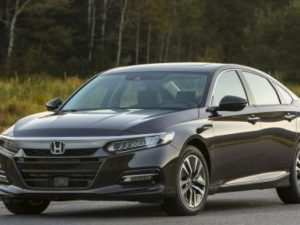14 The 2020 Honda Accord Sedan Configurations