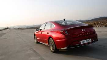 14 The 2020 Hyundai Sonata Review Model